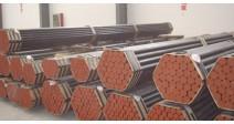 EN10297-1 Seamless Circular Steel Tubes