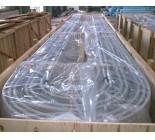U tubes stainless steel tubes