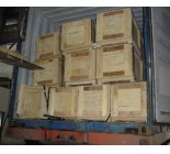 Wooden Box Kontainer