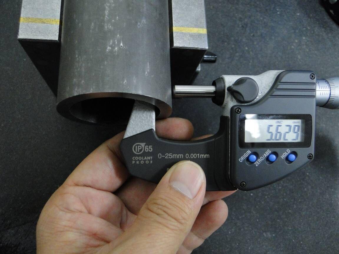 Steel Tube Measuring Inspection