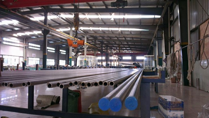 ASTM A688 Welded Austenitic Stainless Steel Feedwarter Heater Tubes  price