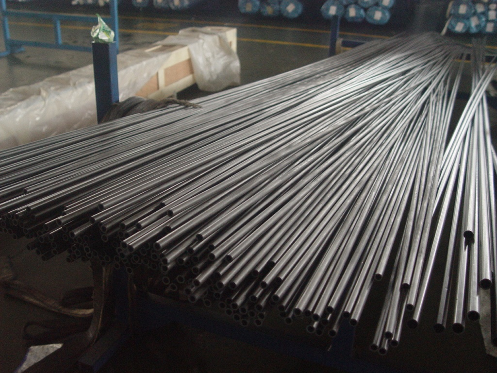 DIN2391 Cold Drawn Precision Seamless Steel Pipes factory