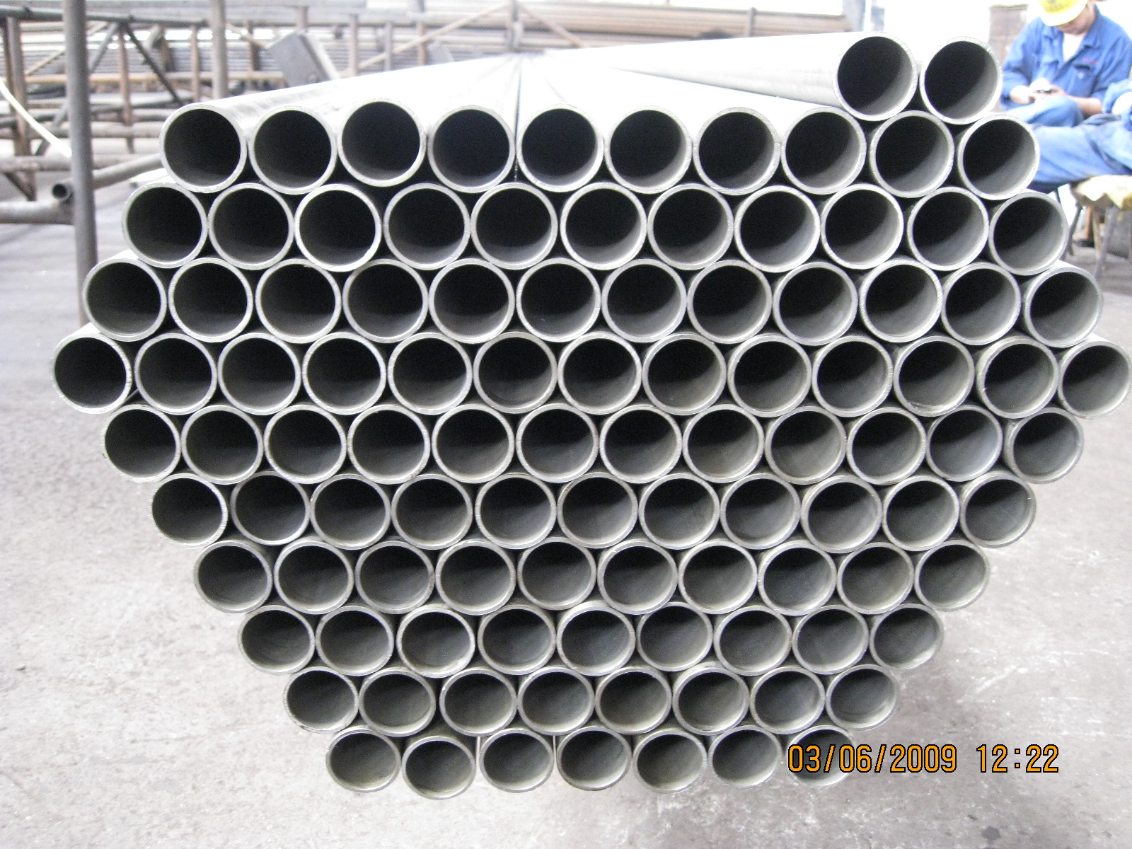 Purchase Seamless Steel Tubes GOST standard