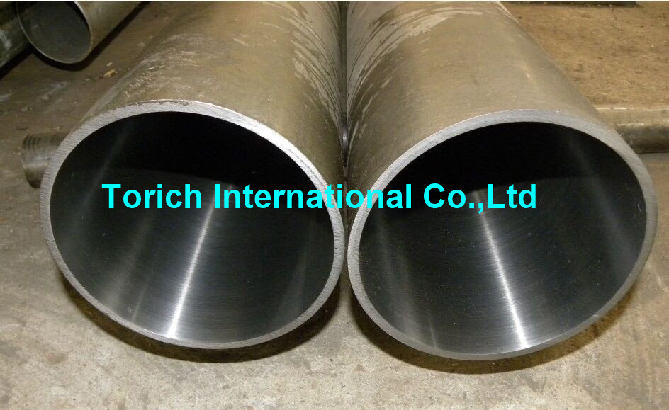 Seamless Cylinder Steel Tubes