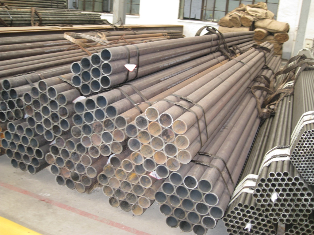 Seamless Steel Pipes kilang EN10216-1