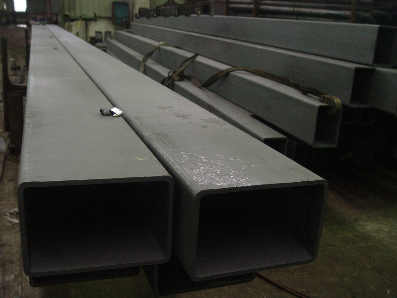 Seamless and Welded Rectangle steel tubes supplier