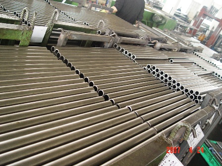 Alloy Steel Tubes and Pipes 20MnCr5 20CrMn