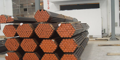 ASTM A106 A53 API 5L Seamless Carbon Steel Tubing