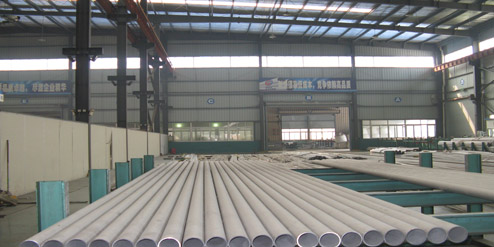ASTM A213 tahan karat ferit dan austenit Alloy Steel Pipes