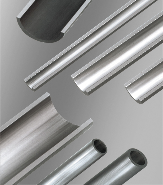 ASTM A513 Welded Steel Tubes with DOM production
