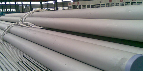 ASTM B167 Nickel-Chromium-Besi Paduan Stainless Tubing
