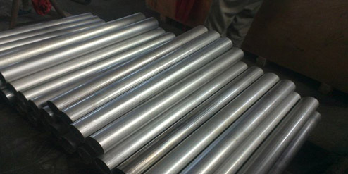 ASTM B444 Stainless Alloy Pipa dan Tube