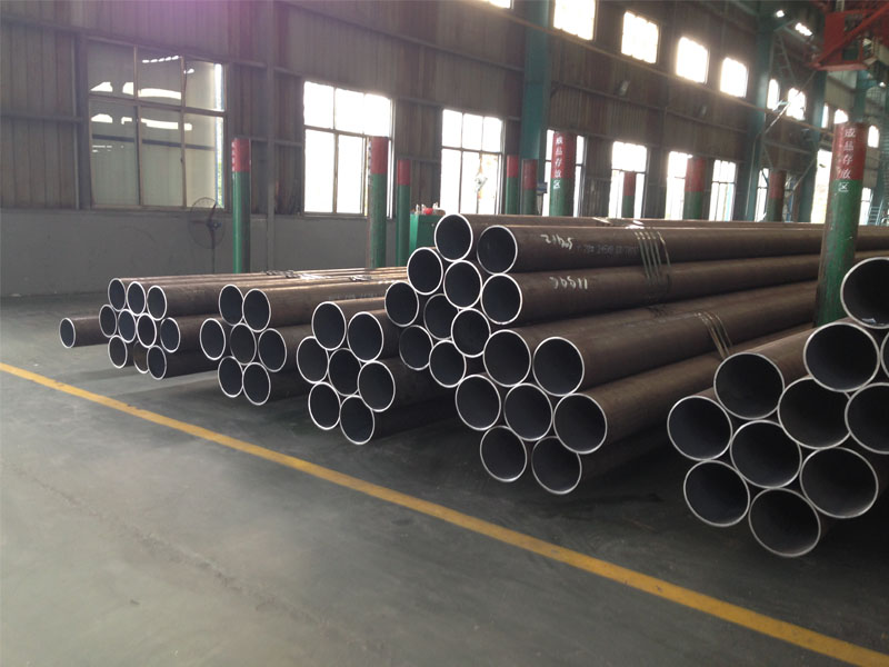 ASTM A333 Gr6 Seamless Steel Tubes and pipe