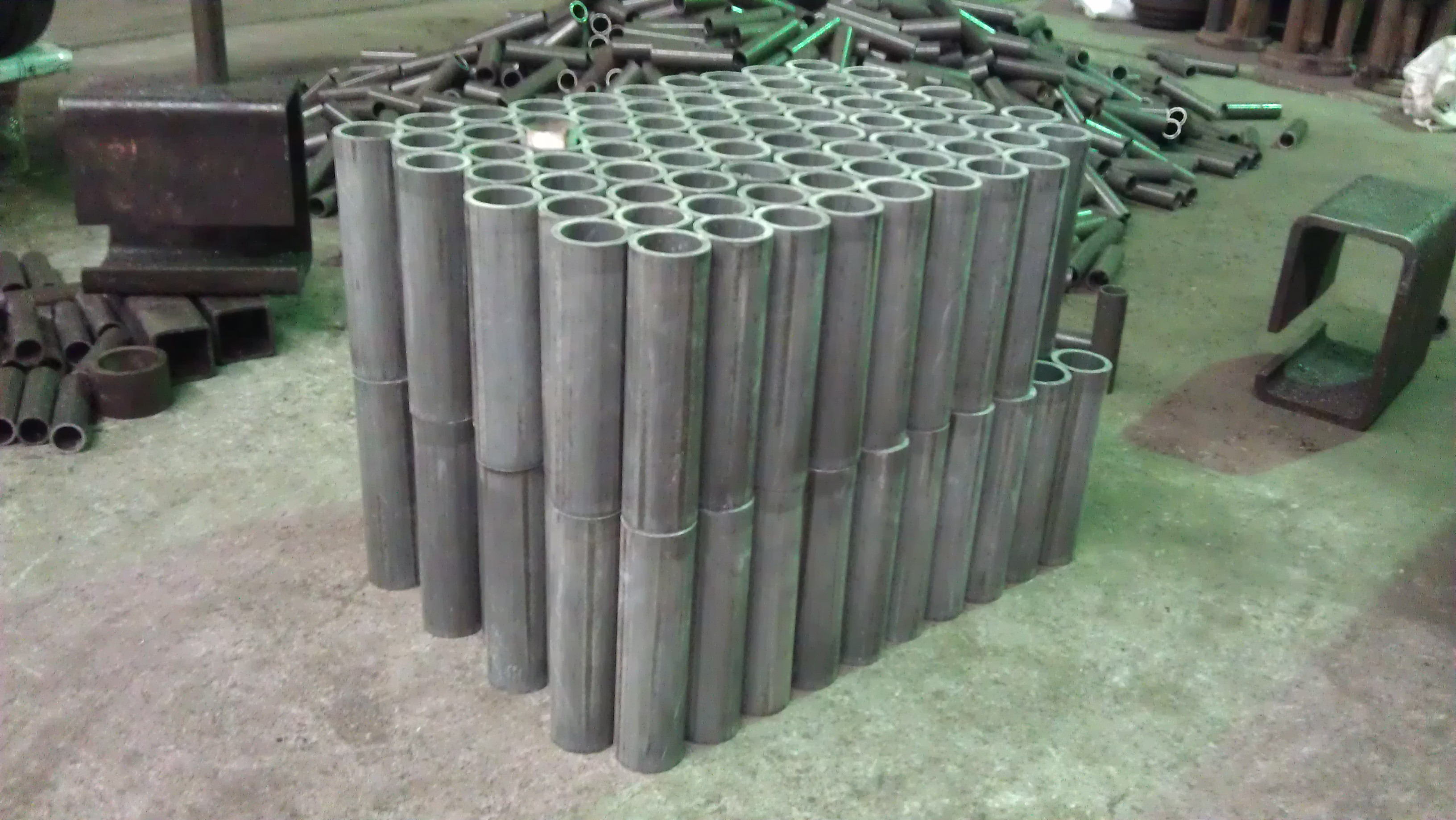 buy  Sae j525 welded cold draw low carbon steel tubing annealed for bending and flaring manufacturer