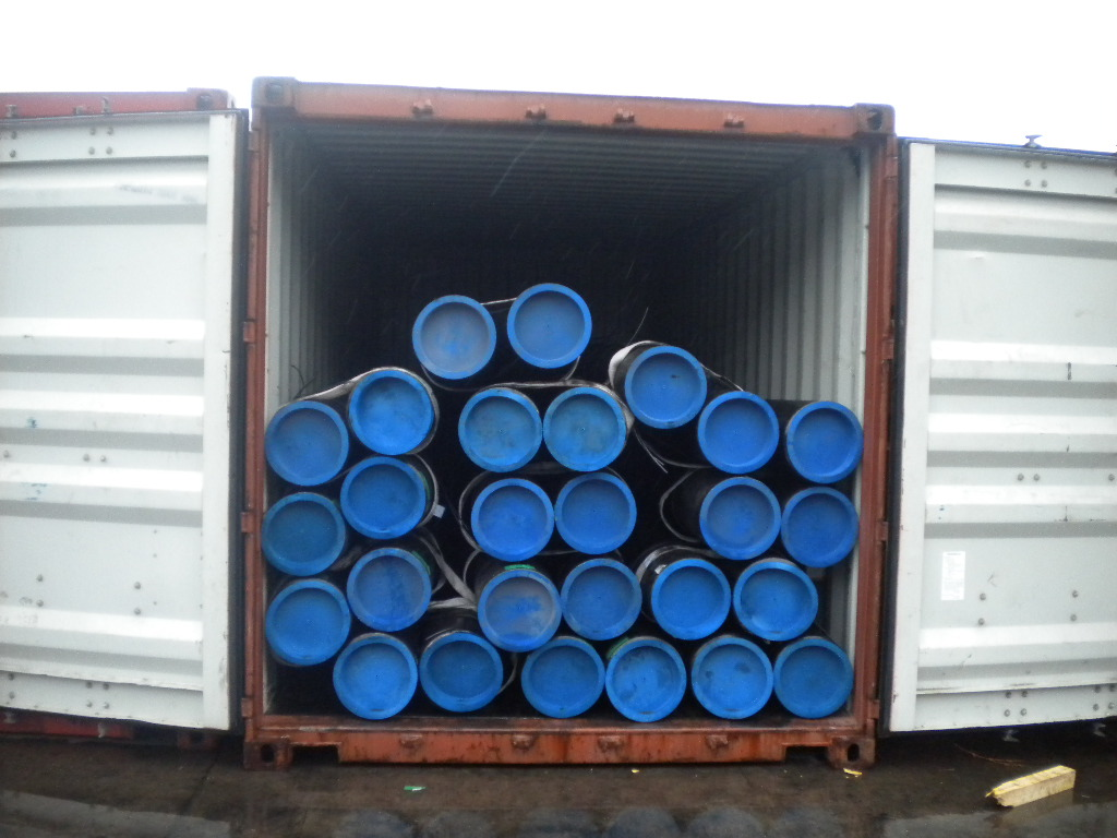 cheap Non alloy steel tubes,suitable for welding and threading  suppliers