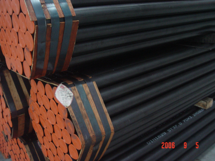 cheap Seamless carbon steel tubes for high temperature service  suppliers