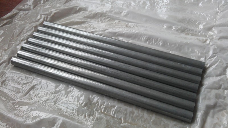 cheap Steel Pipes with high precision for Hydraulic Systems Black Phosphating