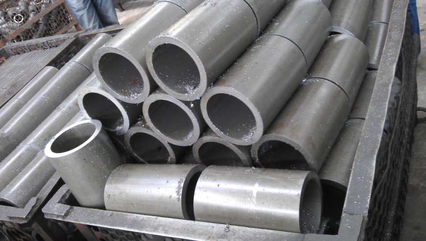 china  Sae j525 welded cold draw low carbon steel tubing annealed for bending and flaring for sale
