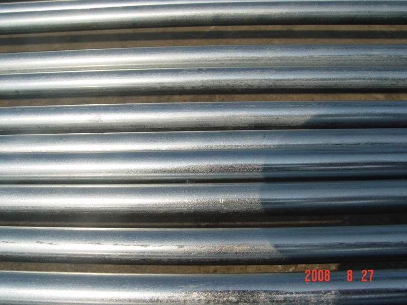 china DIN2391 Galvanized Steel Tube dengan High Precision