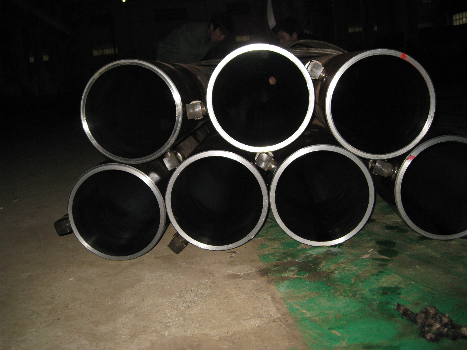china Hidraulik Tube ASTM A519