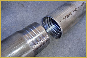 Drill Pipes for Oil and Mineral Mining