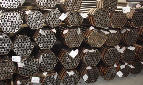 EN10216-2 Steam Boiler Tubes for Pressure Vessels