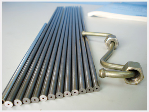 EN10305-4 Precision Steel Tubes Hydraulic Systems