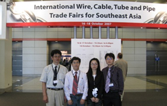International Tube and Pipe Trade Fairs for Southeast Asia-Thailand 2007