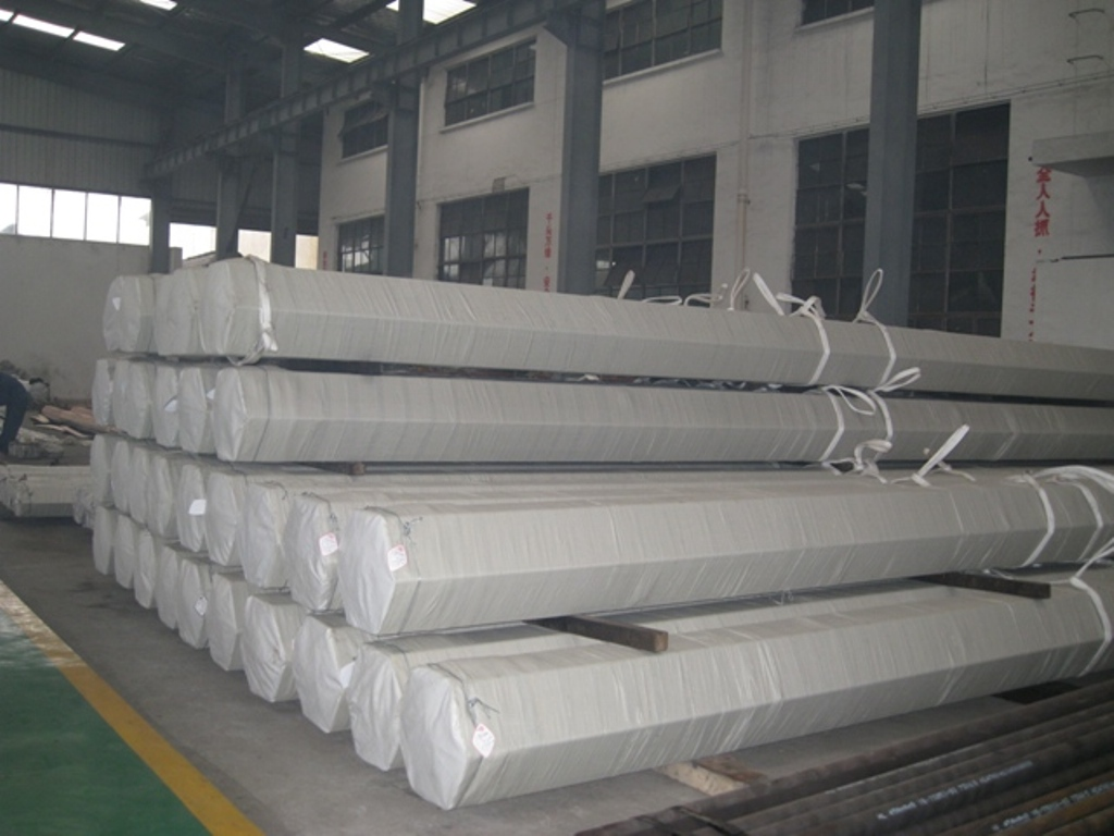 steel tube factory for GOST8734-75