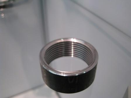 튜브 국제 튜브 및 파이프 무역 박람회 독일 뒤셀도르프에서 2008 높은 품질